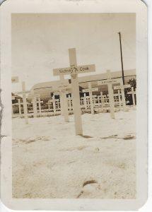 tarawa bonnyman memorial cross