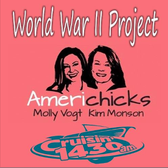Radio interview: Americhicks World War II Project, Aug. 19, 2018