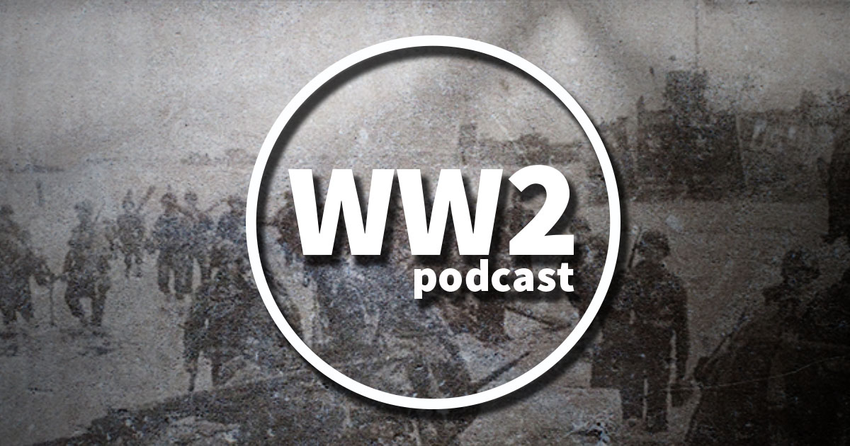 Interview on Angus Wallace's The World War II Podcast