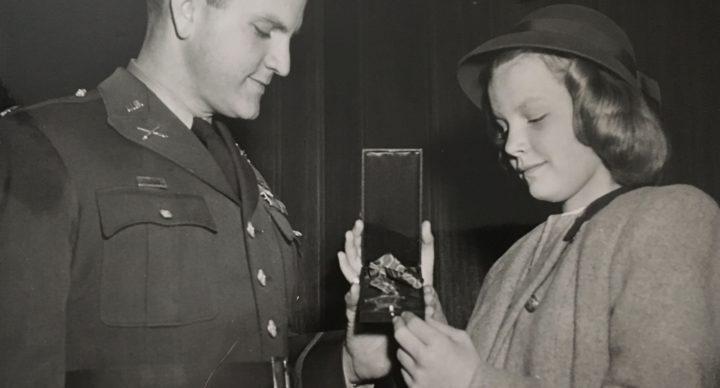 gordon bonnyman frances bonnyman medal of honor